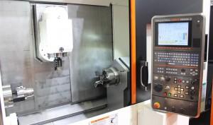 INTEGREX j-200S für die Bearbeitung komplexer Werkstücke in mittleren Serien
