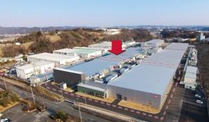 Ab sofort produziert Tungaloy auf 21.000 m² Fläche