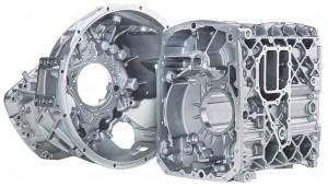In der Zerspanung von Aludruckgussteilen lohnt sich die Umrüstung häufig. Grund dafür sind die vielerlei Werkzeuge, die zum Fräsen, Bohren und Gewinden benötigt werden und die auf Hochdruckinnenkühlung angewiesen sind.