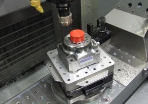 Neue Produktgruppe -   Mechanische Handspannfutter für CNC-Bearbeitungszentren.