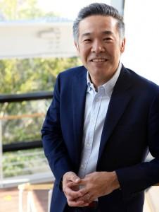 Jiro Osawa, Geschäftsführer Technik bei OSG Corporation Japan und CEO Nordamerika.