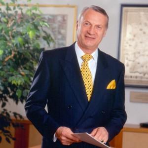 Karl R. Pfiffner, Besitzer und Verwaltungsratspräsident der Pfiffner Gruppe