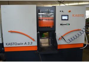 Zwei neue KASTO-Bandsägen erweitern seit 2014 den Maschinenpark von ALBROMET: Eine KASTOwin A 3.3 mit  Schnittbereich bis 330 Millimeter…