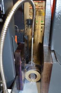 Auch die speziellen Hartmetall-Sägebänder, die ALBROMET zur Bearbeitung seiner Werkstoffe braucht, lassen sich auf den KASTOwin-Sägen ohne weitere Sonderausstattung einsetzen.