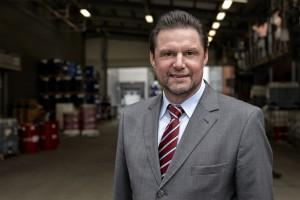 Siegfried Müller, Zeller+Gmelin Geschäftsführer Marketing und Vertrieb