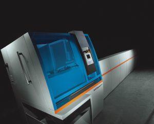Der Hochleistungs-Kreissägeautomat KASTOspeed ist speziell für den kostengünstigen Großserieneinsatz konzipiert.
