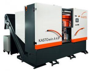 Mit der Baureihe KASTOwin präsentiert KASTO Bandsägeautomaten, die durch ein breites Anwendungsspektrum und ein hervorragendes Preis-Leistungs-Verhältnis überzeugen.